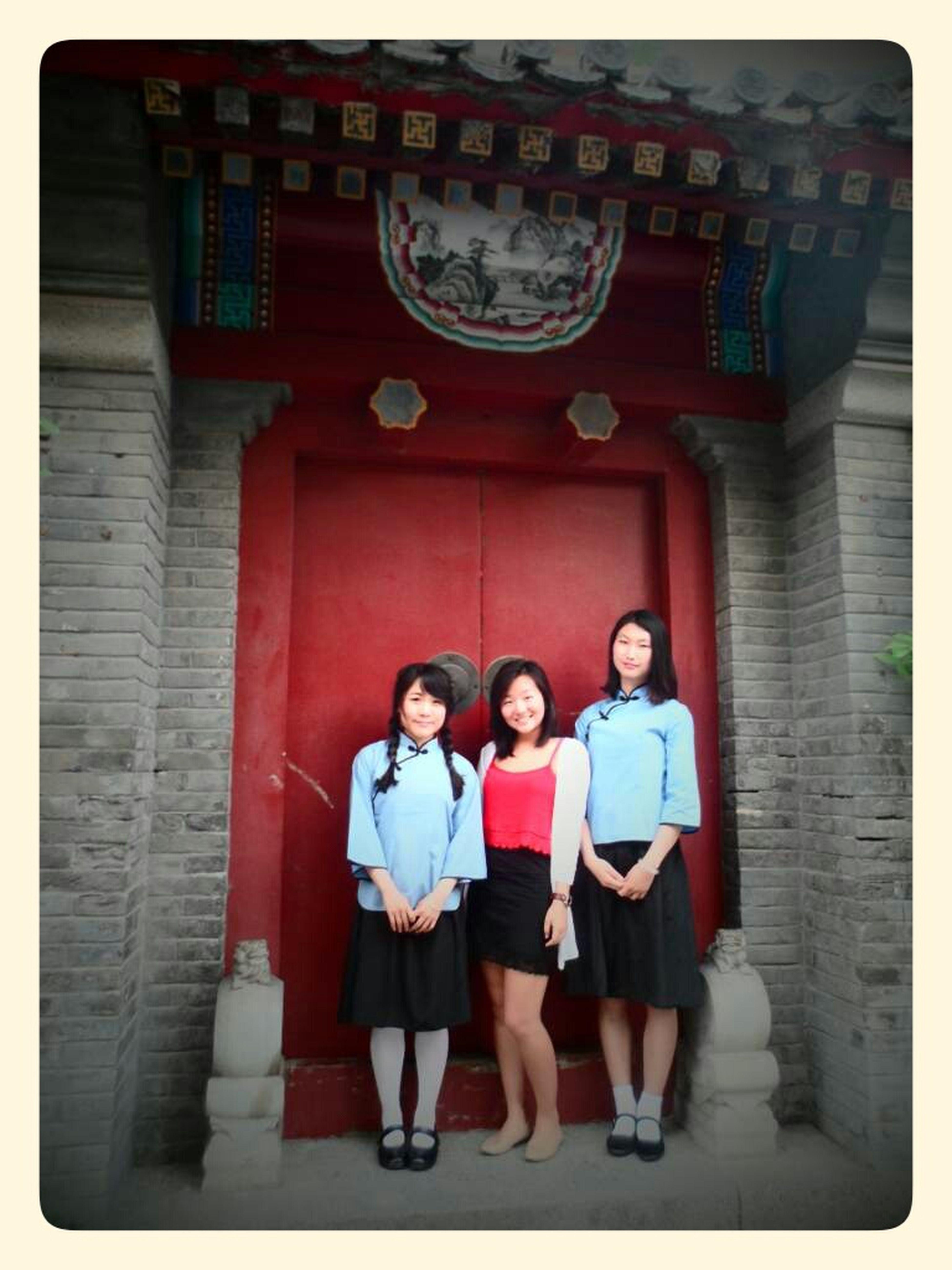 致青春 北京大學 Peking  Uni Life