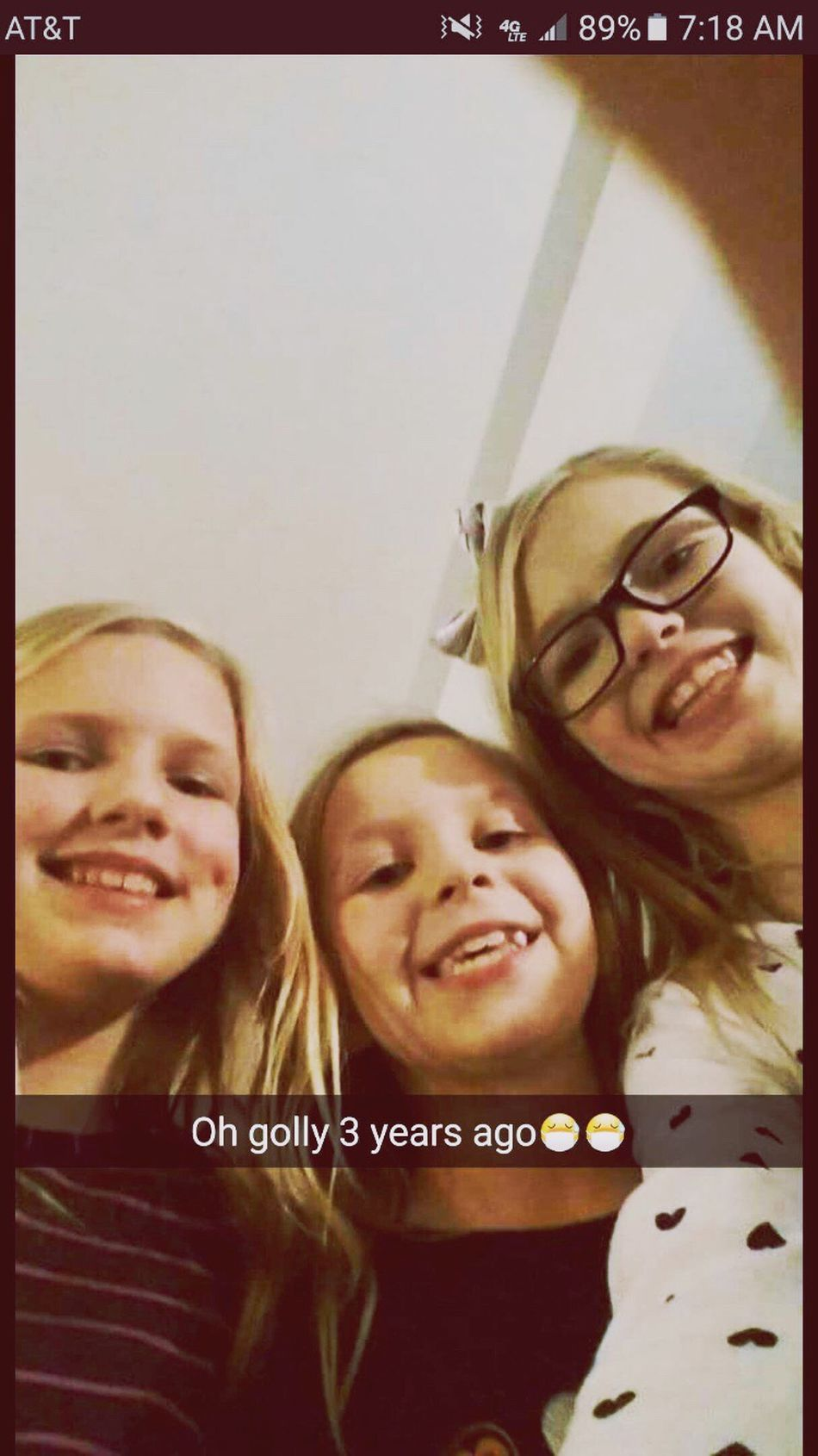Uniqueness Little Blond Girls Cousins ❤ Man I can't believe this was 3 years ago