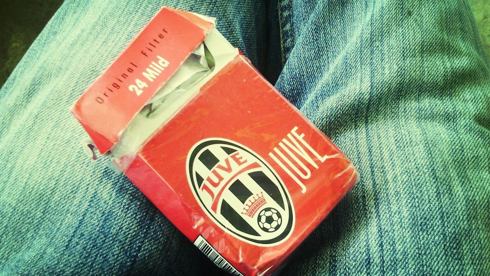 Enjoying Life Cigarette  Juve