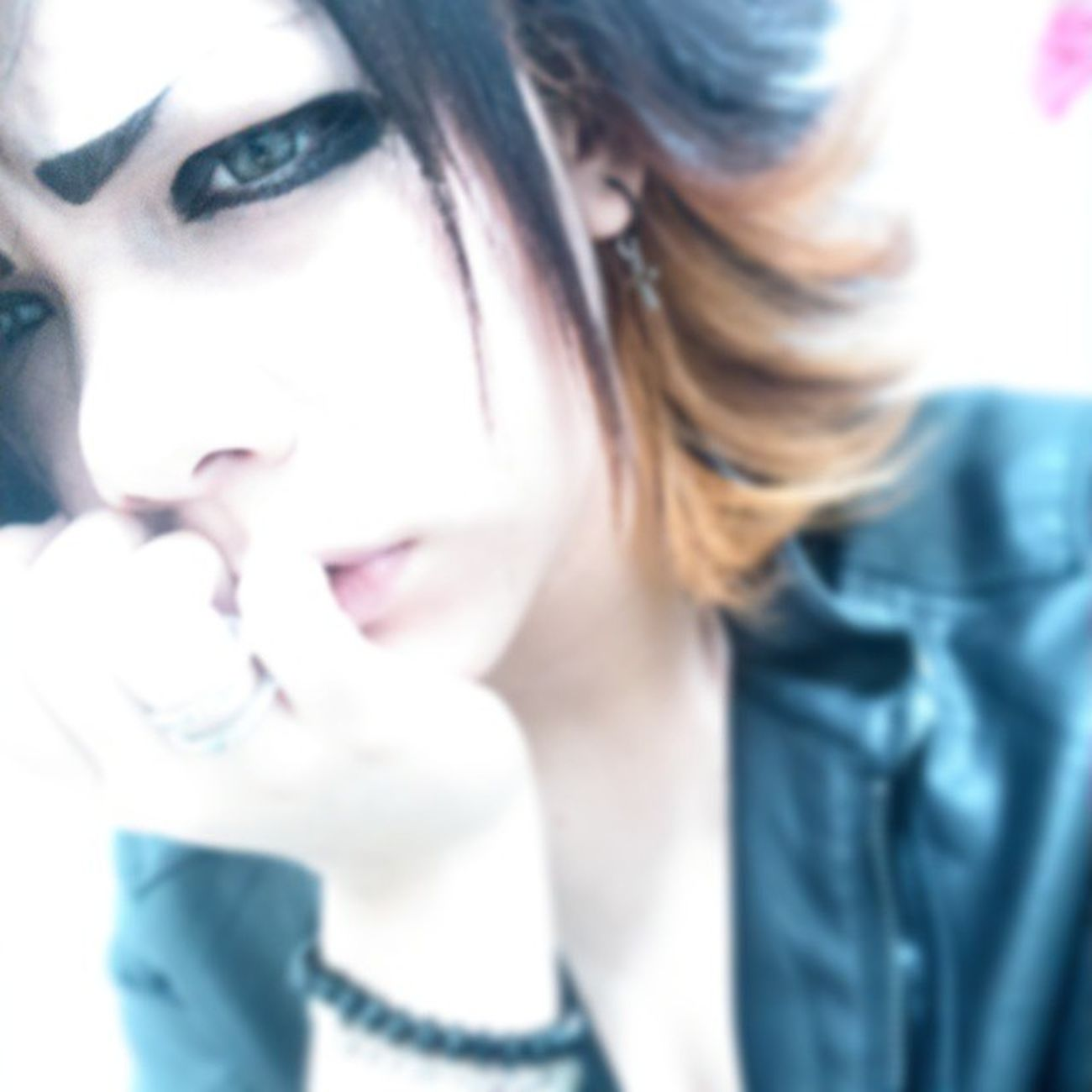 Stay strong. RukiCosplay Me Thegazette Ruki Cosplay JRock VisualKei v系 Style Japanese Boy