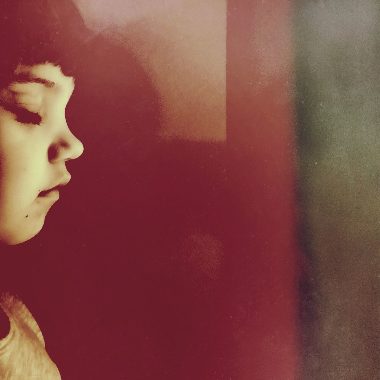 She rocks my world Colors Light And Shadow Kids Portrait