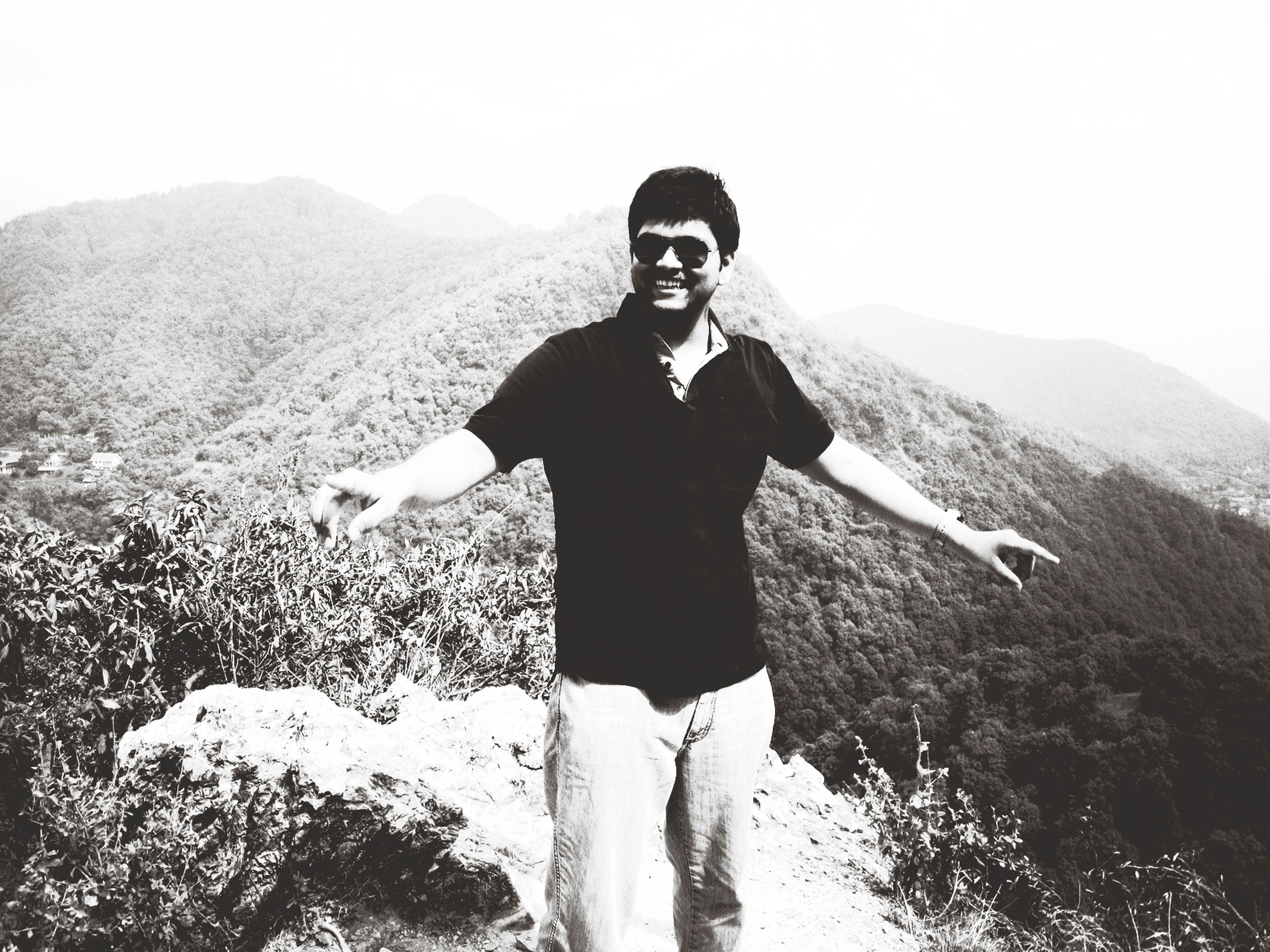 wanderings in the valleys of Mussoorie