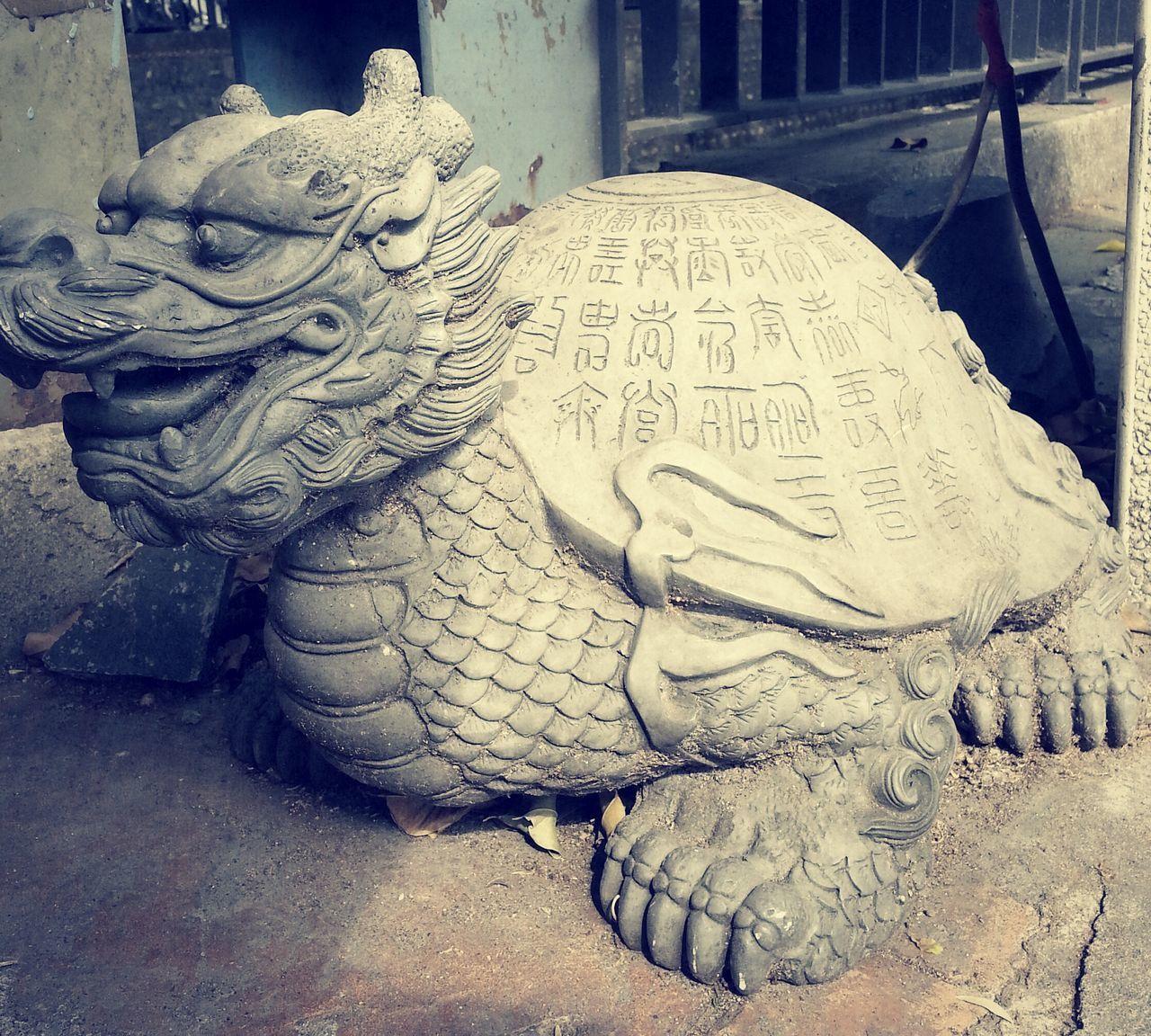 Statue Amazing Taiwan