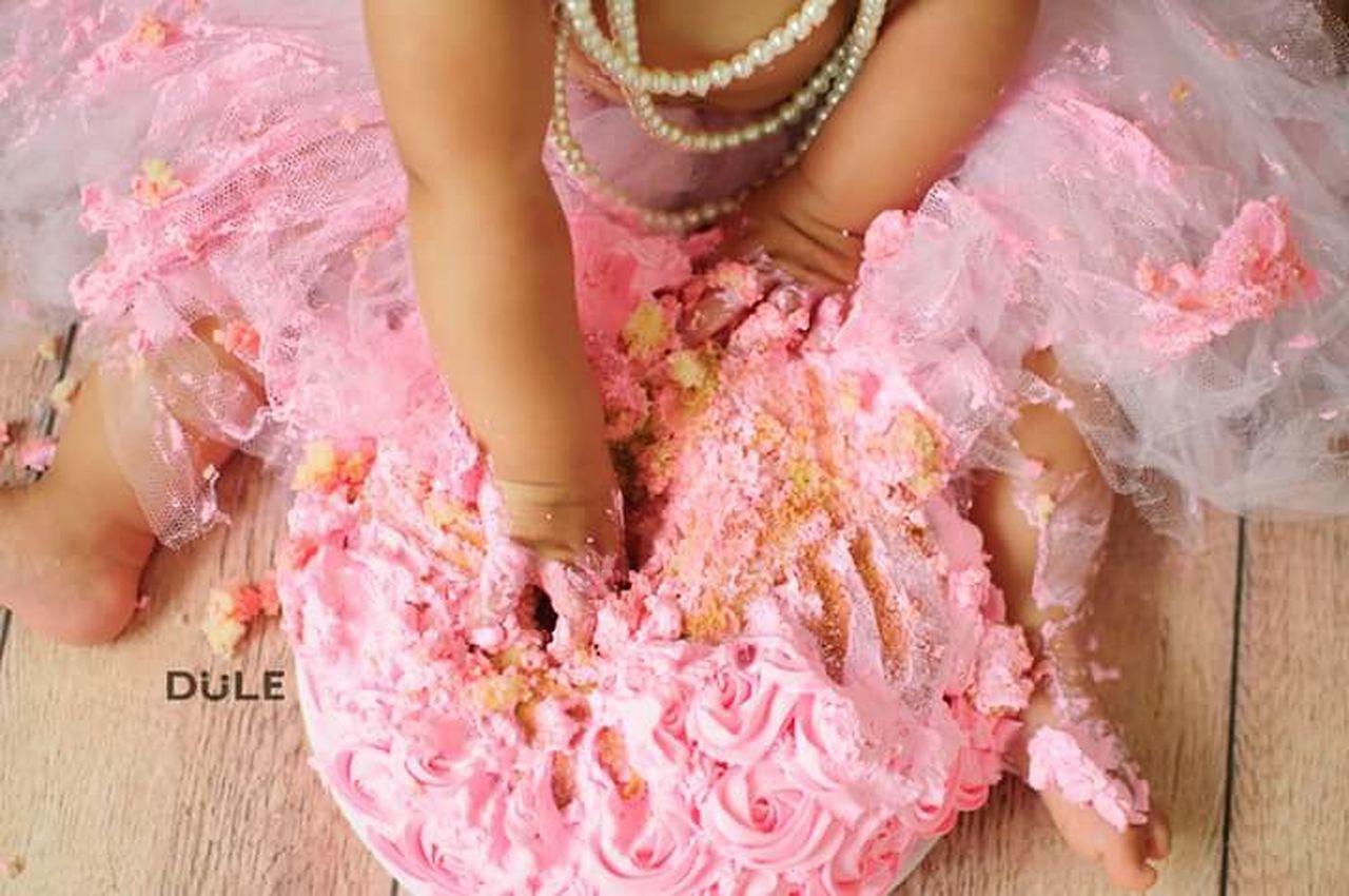Duleinfantil Ensaioinfantil Dulegirl Photographic Memory Photography Kidsphotography Girl Dule Smash Cake Dulecake Dulesmash Smashthecake