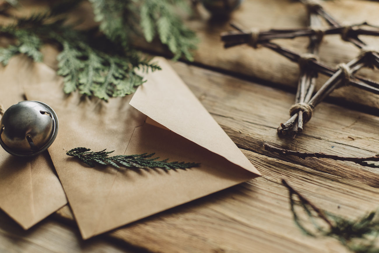 Beautiful stock photos of envelope,  Art And Craft,  Christmas,  Christmas Bauble,  Christmas Decoration