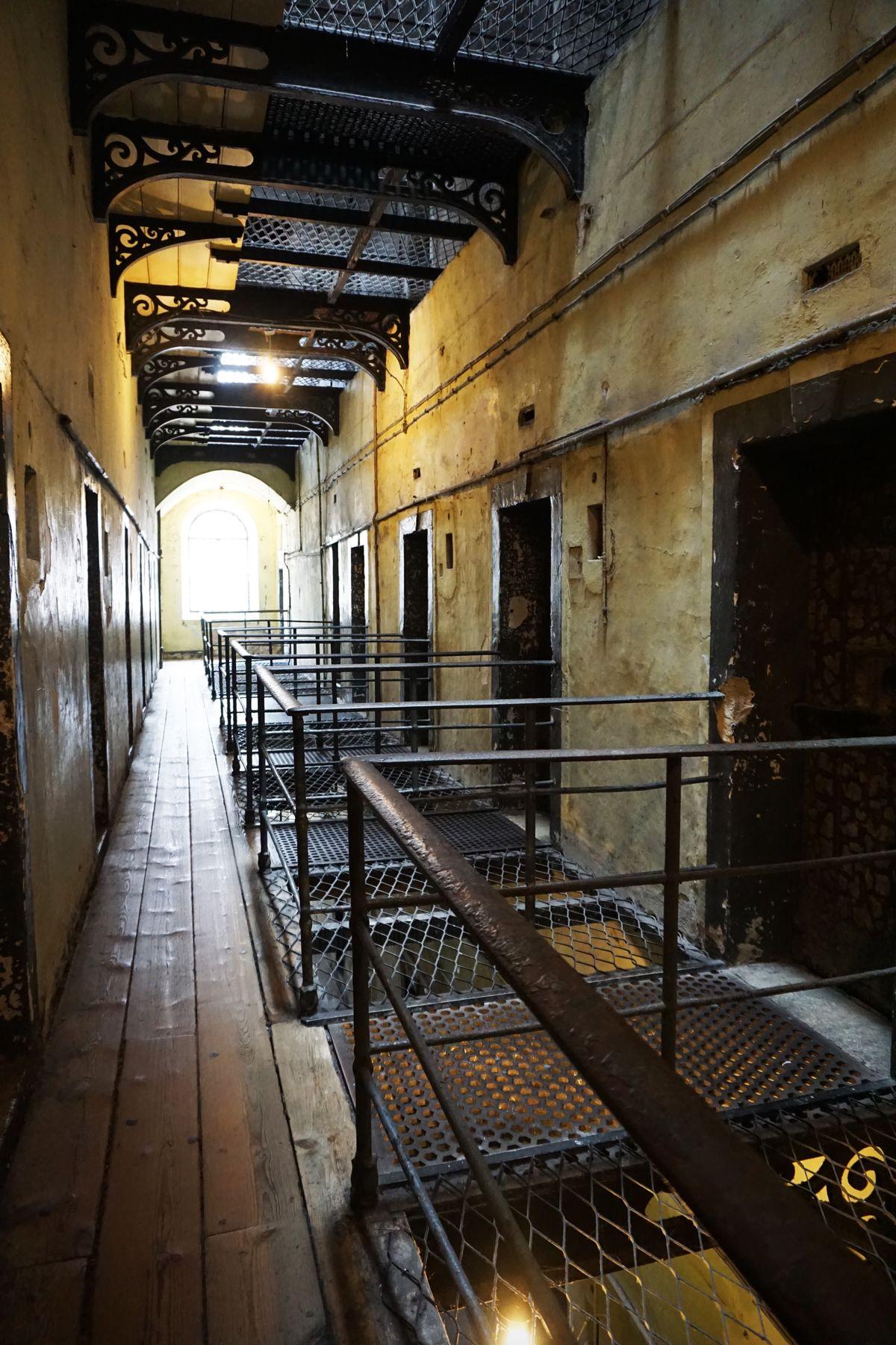 2017 Architecture Built Structure Gaol Indoors  Jail Kilmainham KilmainhamGaol Prison Room キルメイナム キルメイナム刑務所