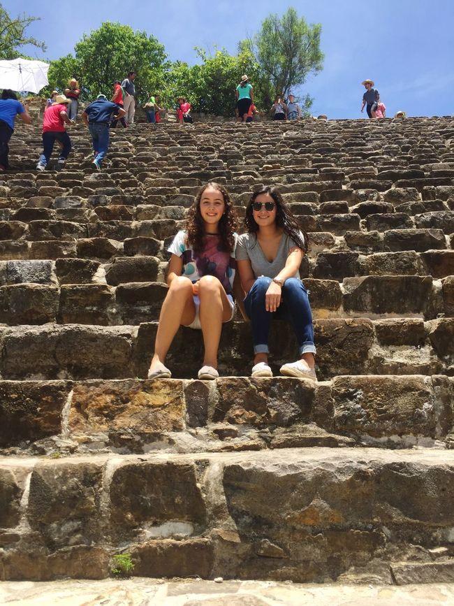 Ruinas Zapotecas🗿 Summer15 Piramide Monte Alban Turisteando