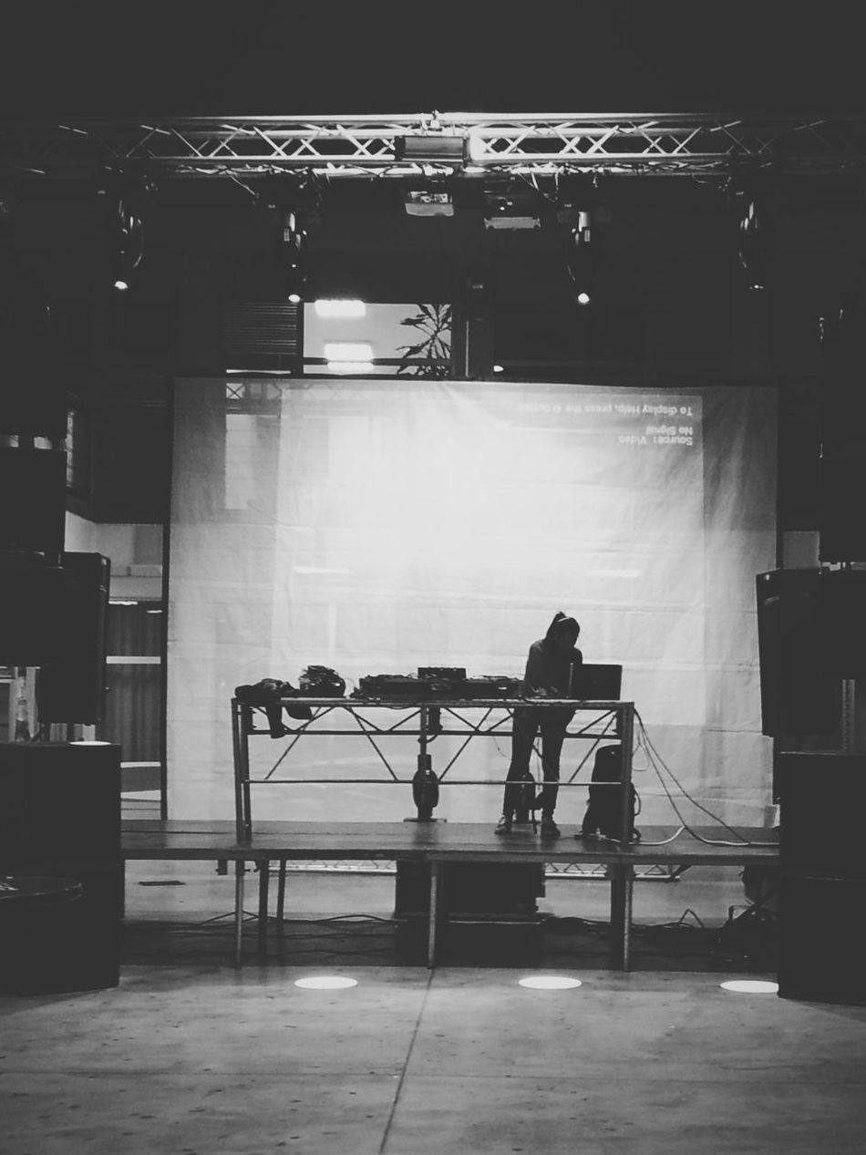 The Mix Up Soundcheck Soundchecking DJing Female Dj Techno