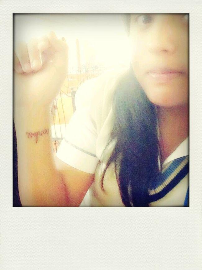 Mi Nuevo Tatuaje