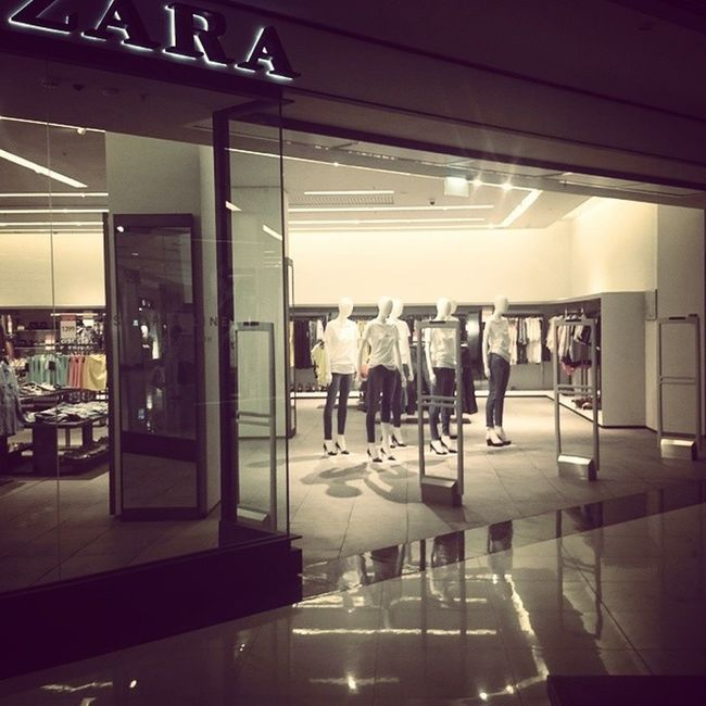 Ну все. Пока-пока.. Zara Inditex