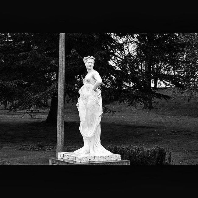 Attitude Wrightpark Statues Attitude B &w Photography Nikon D3200