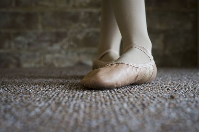 Even though she has natural talent, the shoes of this young dancer show the hours of dedication into her craft. Ballet Ballet Dancer Ballet Shoes Bookcover Close-up Dance Human Foot PracticeMakesPerfect Selective Focus Standing