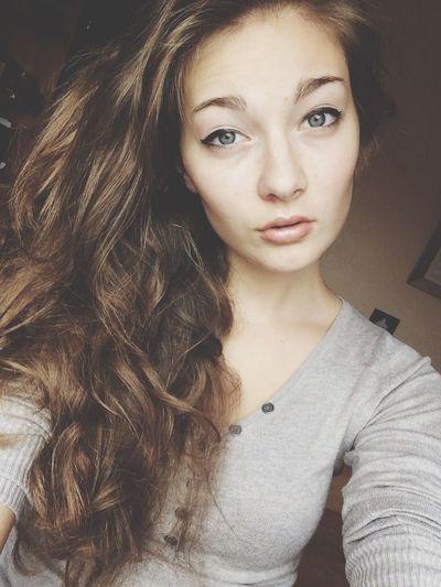Tired Hungarian Girl Love