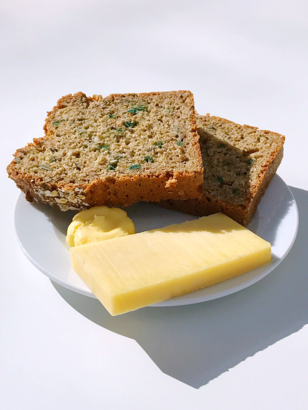 Bread Food SLICE Food And Drink White Background No People Breakfast Toasted Bread Plate Freshness Healthy Eating Studio Shot Sliced Bread Close-up Indoors  Ready-to-eat Brown Bread Toasted Day Cheese Butter Dairy Dairy Product