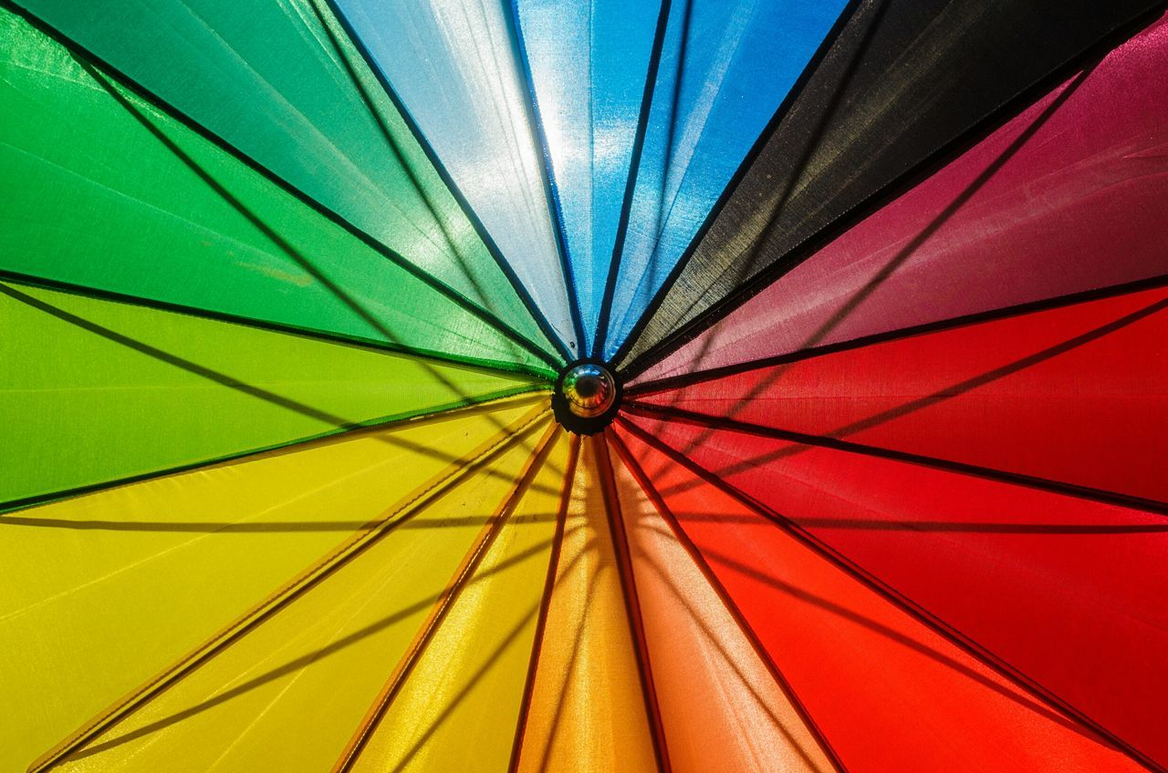 Beautiful stock photos of regenbogen, Beach, Harmony, Heat - Temperature, Parasol