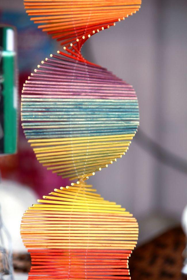 The Street Photographer - 2016 EyeEm Awards Pattern Handmade Wind Chimes Colourful Pattern Indian Handicraft Amateurphotography Spiral Market