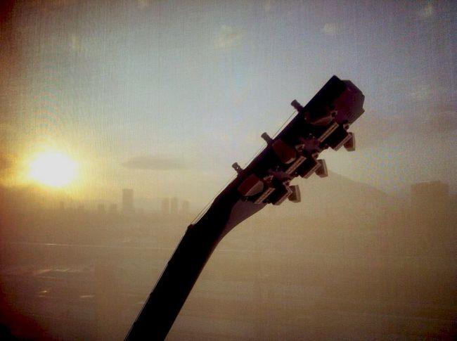Tunes Guitar Riffs Contrast