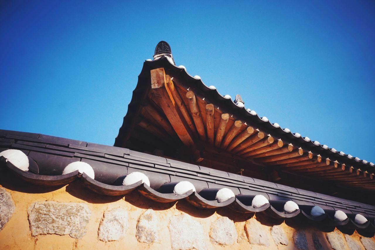 Beautiful stock photos of seoul, Architecture, Asian Culture, Blue, Building Exterior