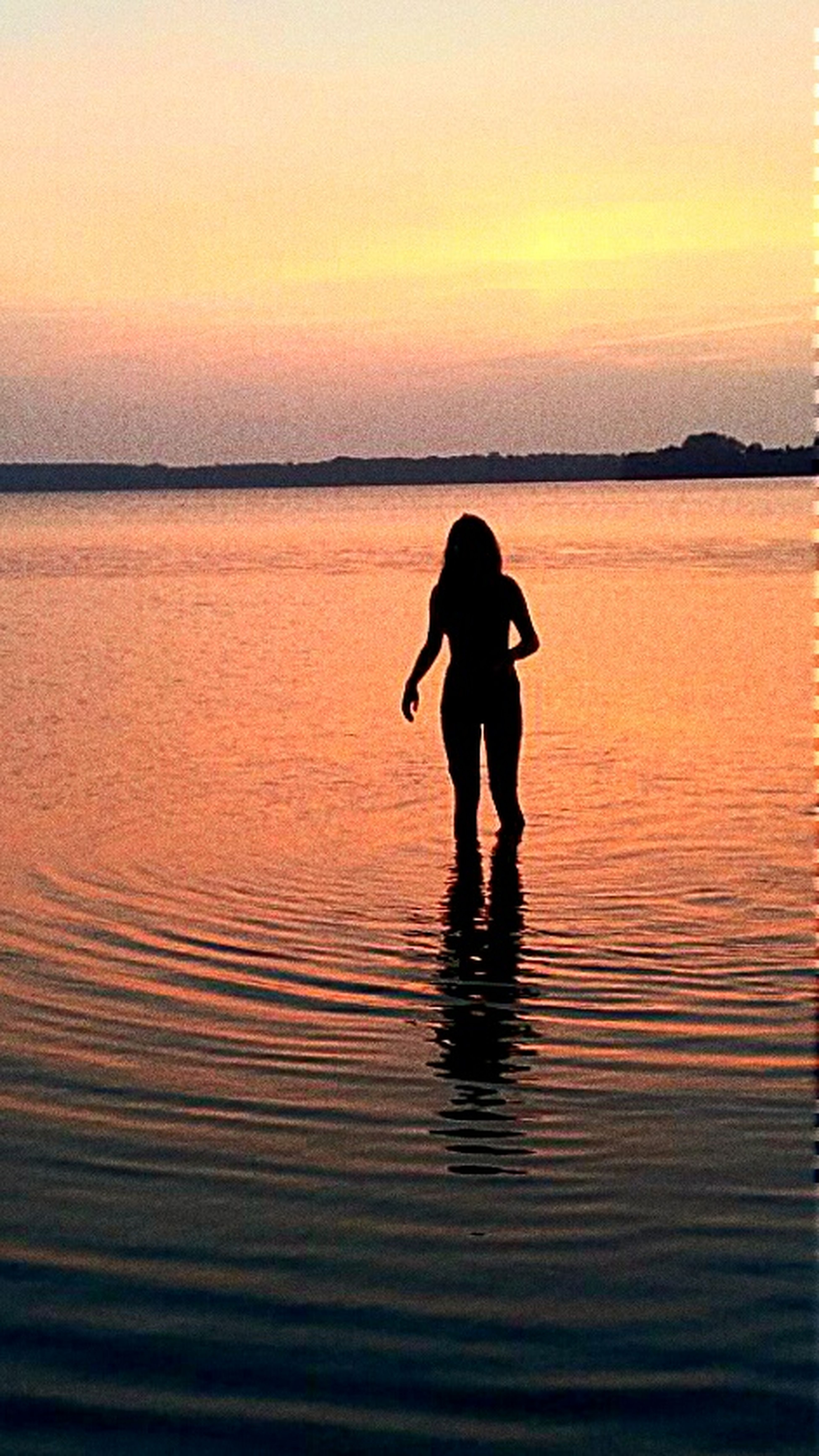 Sonnenuntergang Relaxing Klassenfahrt♥ First Eyeem Photo