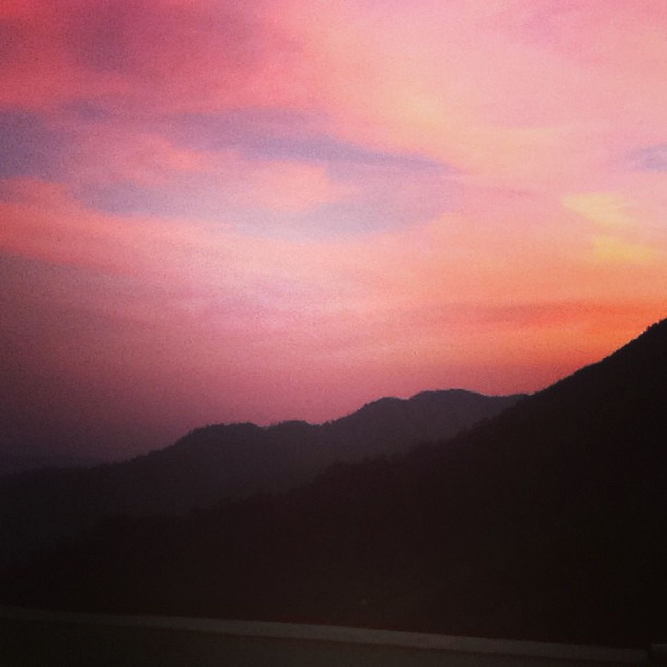 Padcal Sunset Philex Sunset