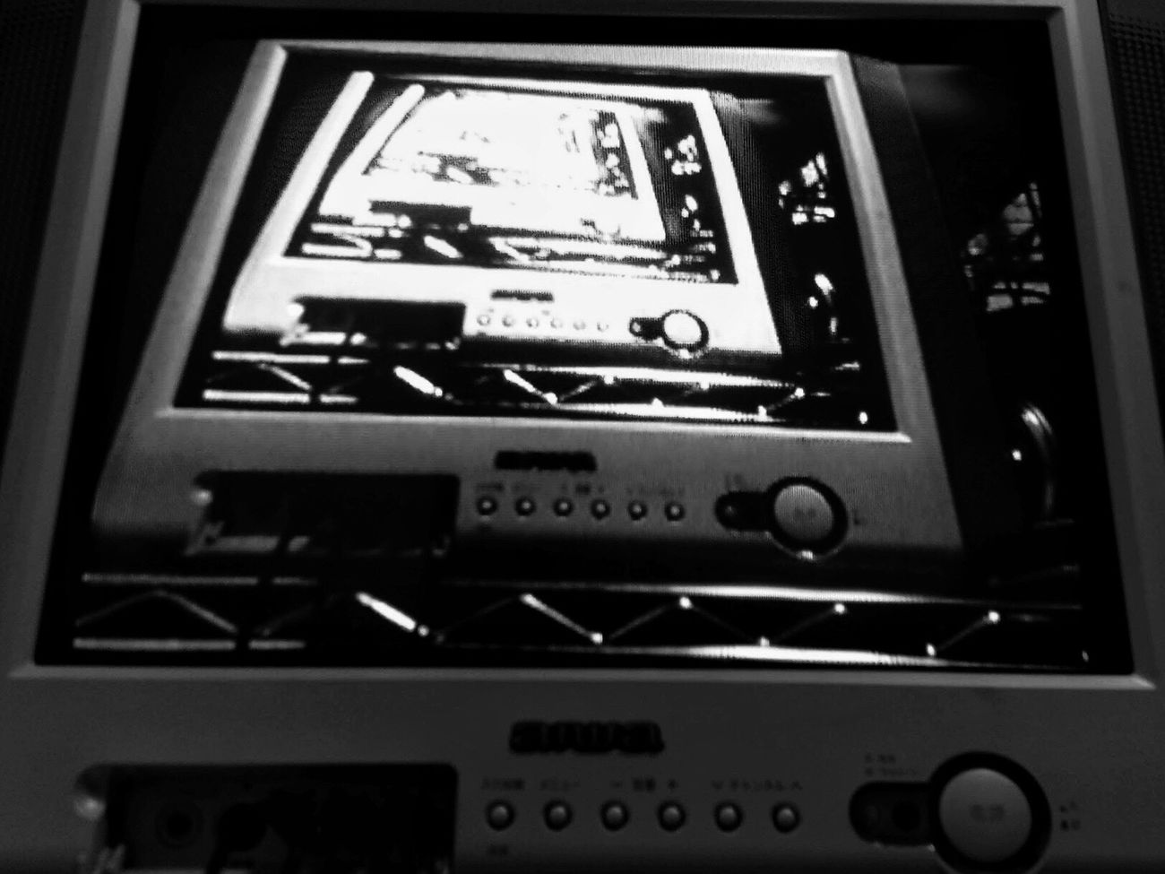Technology Communication Text Control Close-up No People Indoors  Control Panel Gauge Day Television Spiral EyeEm Best Shots Media Tv Interior House Monochrome Monochrome Photography Mono White And Black