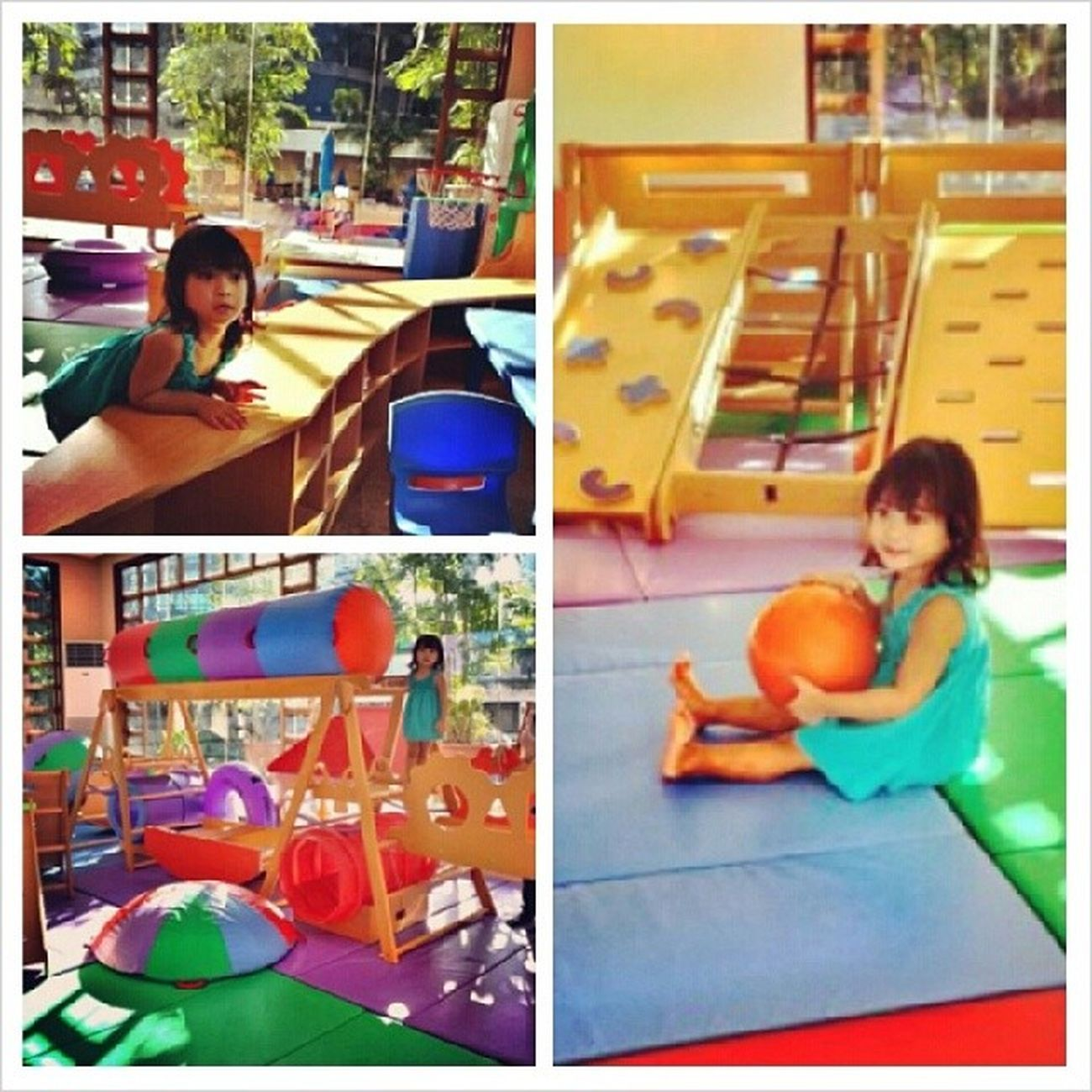 Hindi na sya miss naiara, miss independent na! Hehe :) Gymboree Playandlearn
