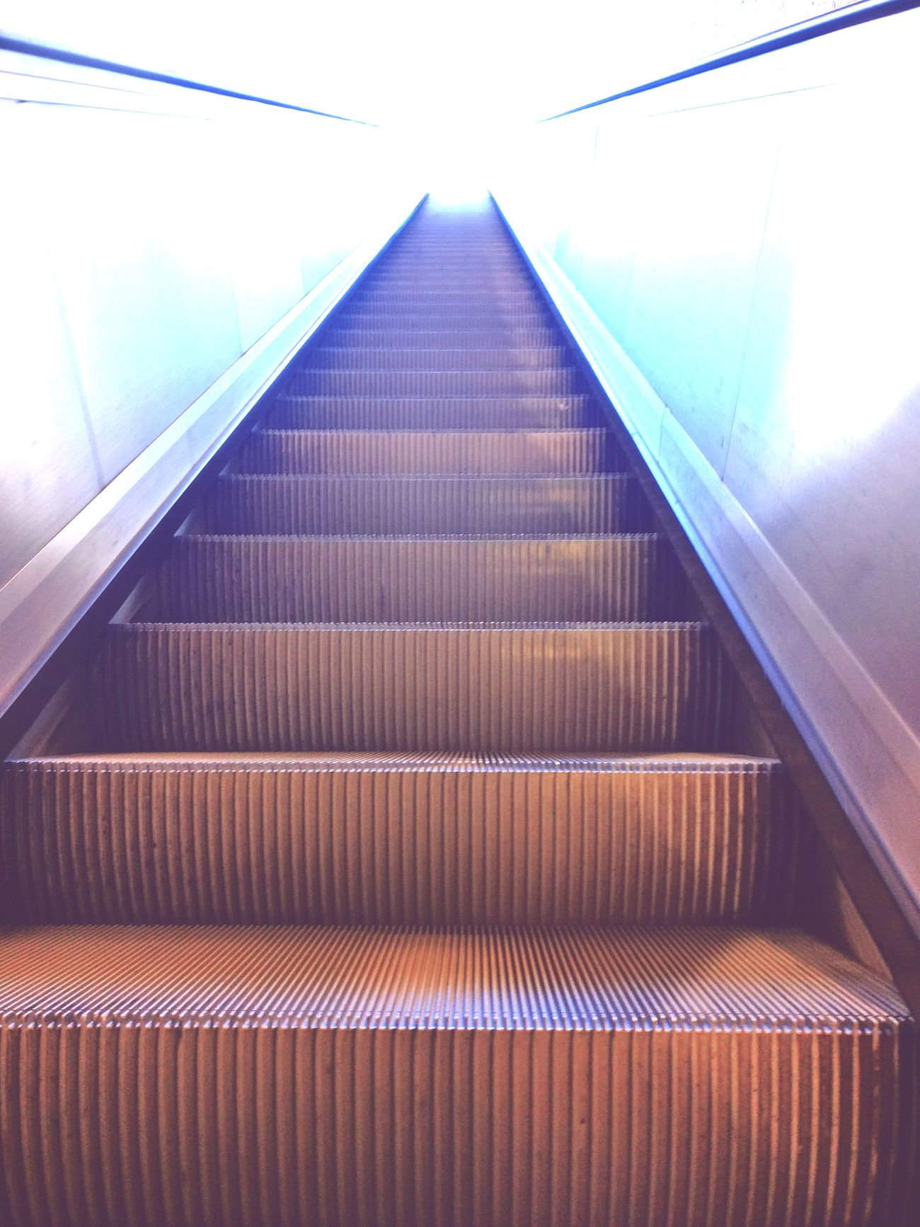 Stairway to heaven The Way Forward No People Steps Outdoors Close-up Sky Day Stairs Stair Stairways Stairs To Nowhere Stairway To Light Stairs_steps Stairs Geometry Escalators Escalators And Staircases