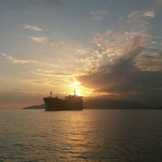Port Sunset Awesome Beautiful Photogeek