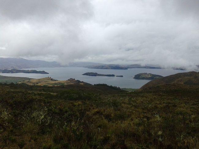 Laguna De Tota Naturaleza Nature Paisaje Natural Boyaca Colombia Landscape Colombia Es Bella