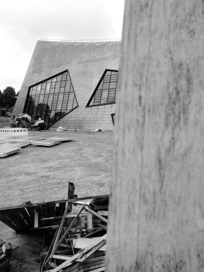 Architecture No People Unıversıty Built Structure