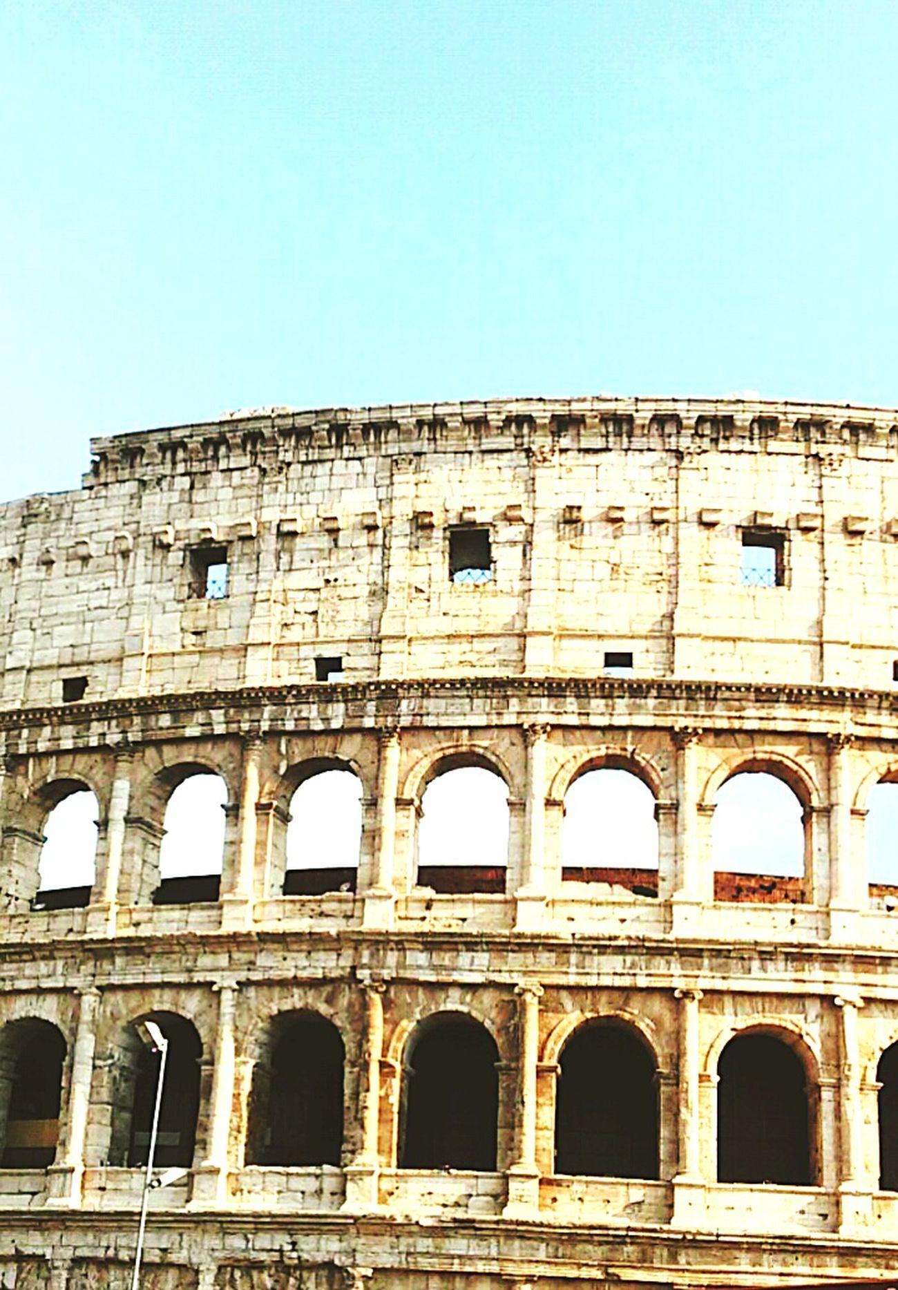 Italia Coliseo Romano 🎈👻 First Eyeem Photo