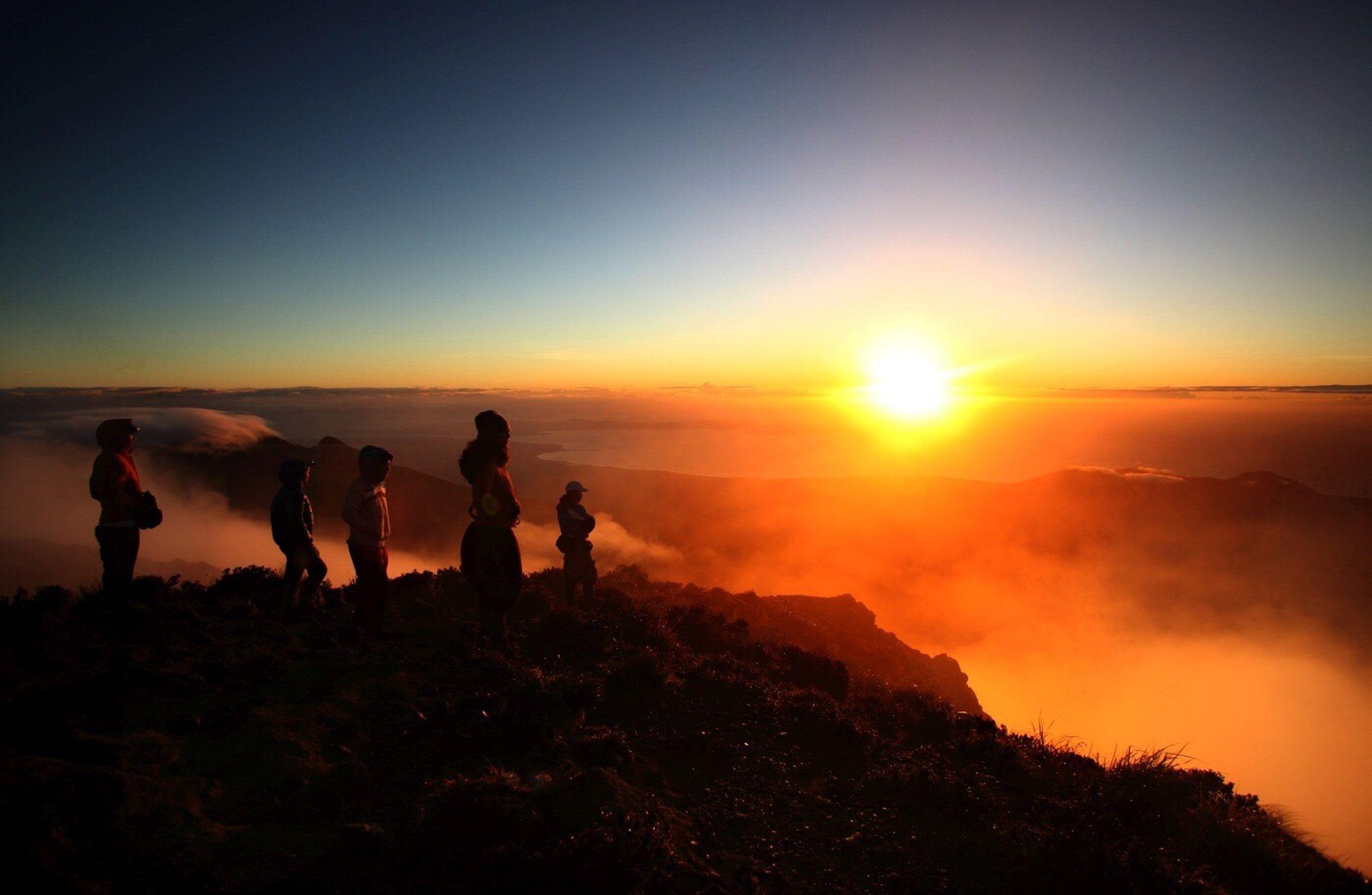 The Great Outdoors - 2016 EyeEm Awards Mount Apo Adventure Sunrise... Adventure Club 43GoldenMoments