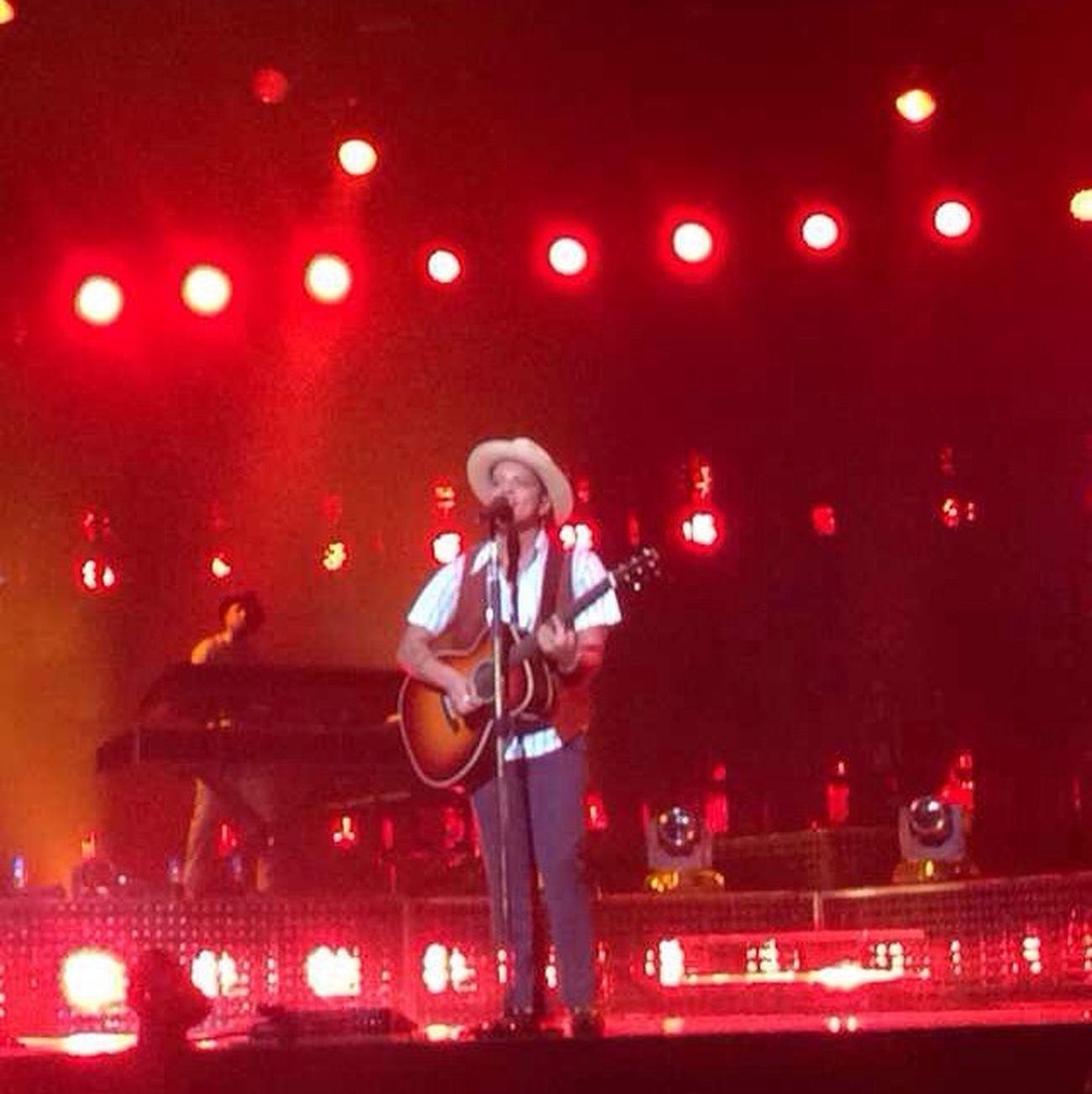 Brunomars Bruno Mars Concert  Brunomars Live  Enjoying Life #
