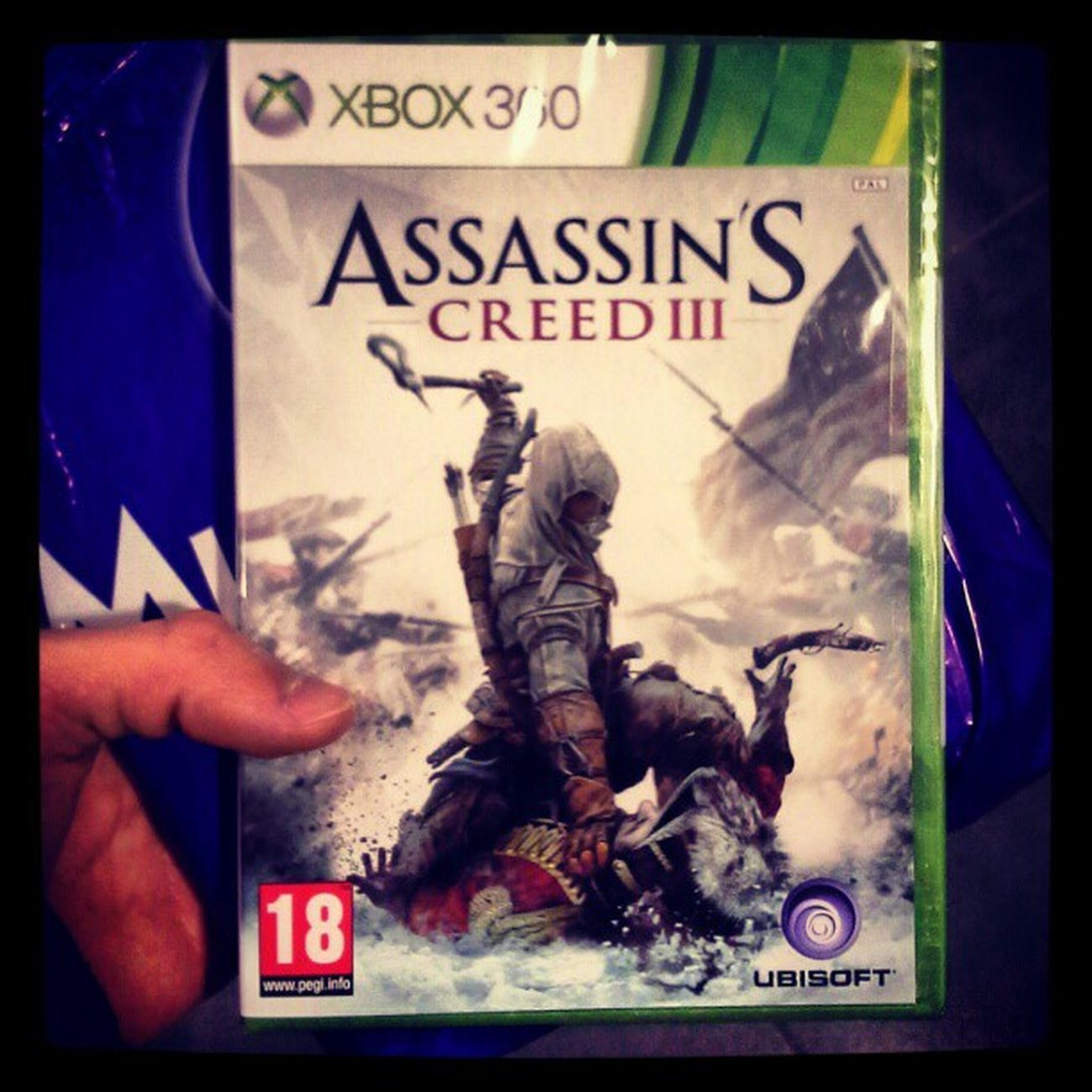 Moi, je passe en GeekMode . AssassinsCreedIII