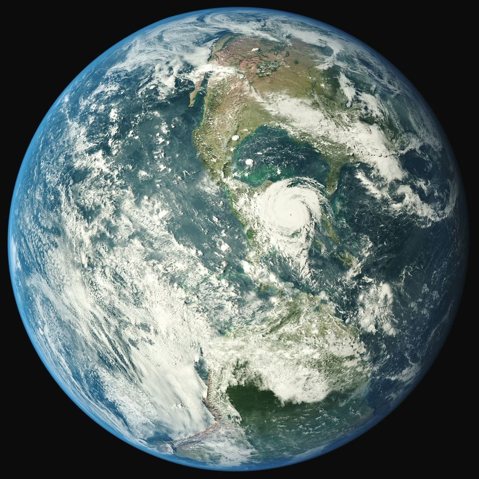Beautiful stock photos of hurricanes, Astronomy, Day, Distant, Emergencies And Disasters
