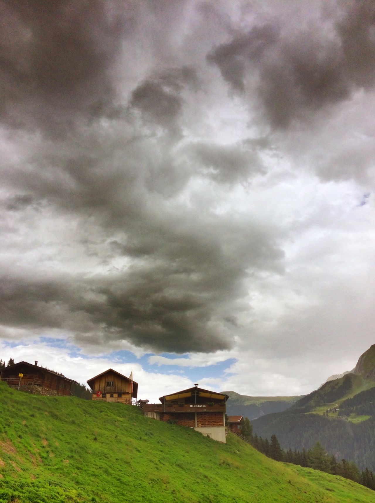 Alm Alp Alps Austria Mountains Tux Zillertal