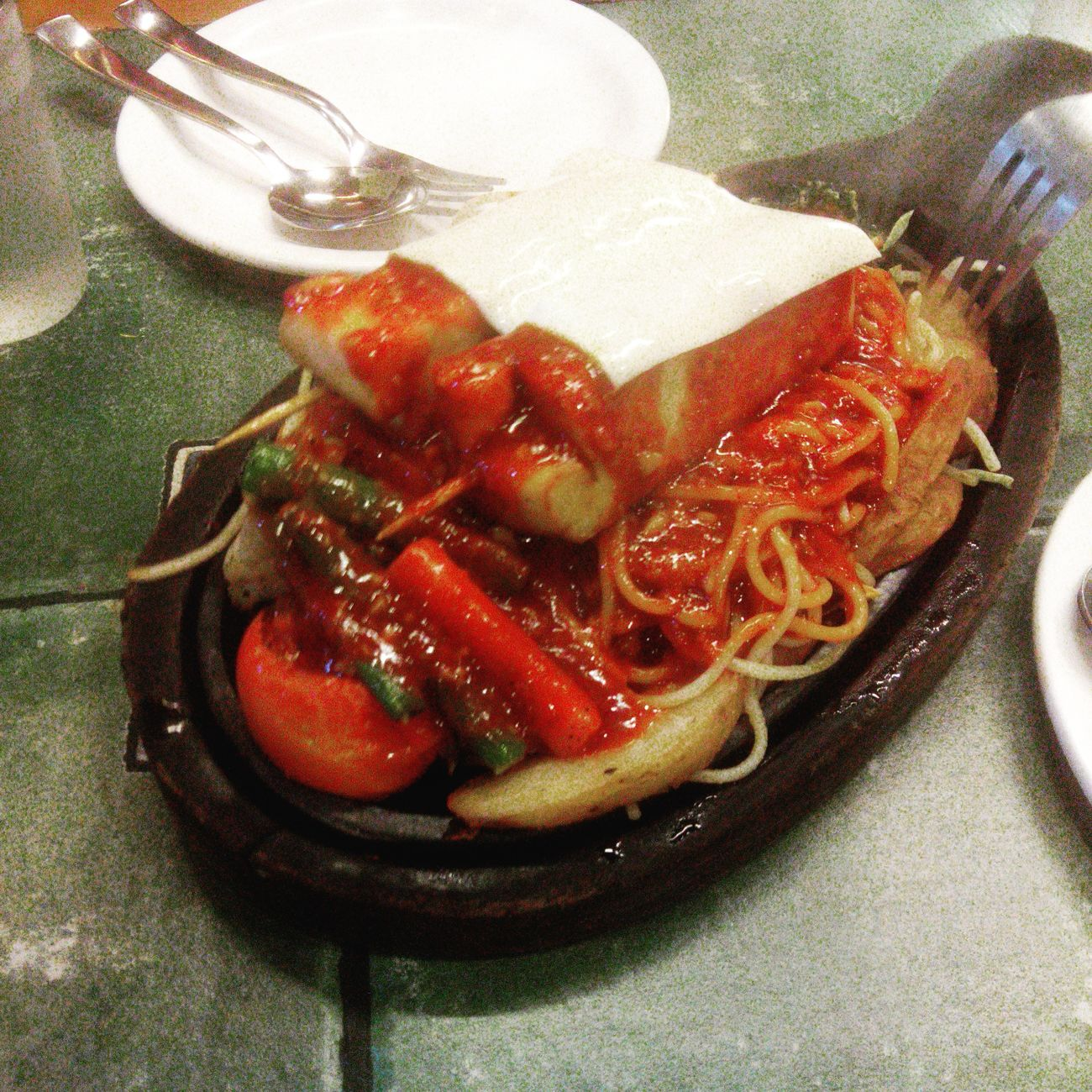 My World Of Food Hot Sizzlers Delicious ♡ For EyeEm Foodies. Foodphotography Vscocam