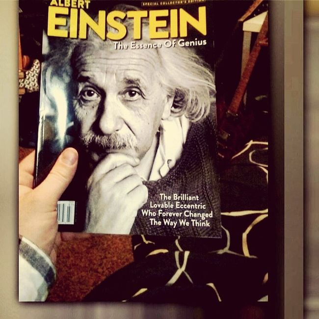 He certainly left his mark. After all this time.... Society still talks, researchers, writes, and buzzes over this man and his work.... Writing Words Of Wisdom... Quotes♡ So True Enjoying Life Profound Timeless About Life Einstein Magazine History Brilliant