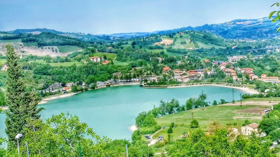 Lago di Caccamo Tree Lake Scenics Landscape Mountain Outdoors Nature Water Pinaceae Beauty In Nature Agriculture Green Color Day Golf Course Pine Tree No People Forest Rural Scene Tranquility Golf Lago Di Caccamo Italy