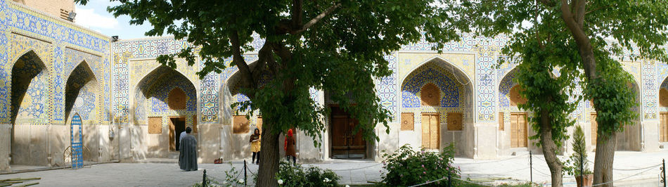 Moschea di Esfahan, Iran Arch Architecture Esfahan Iran Moschea Moscheablu No People Persia ZARATUSTRA