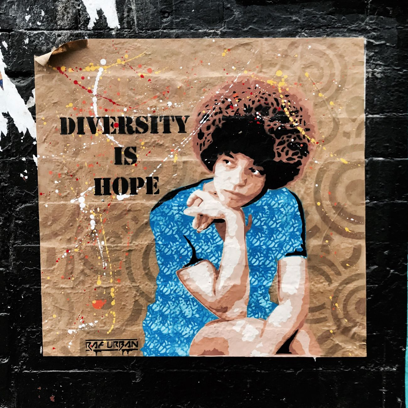 #diversity #hope #positive #change #timyoungiphoneography