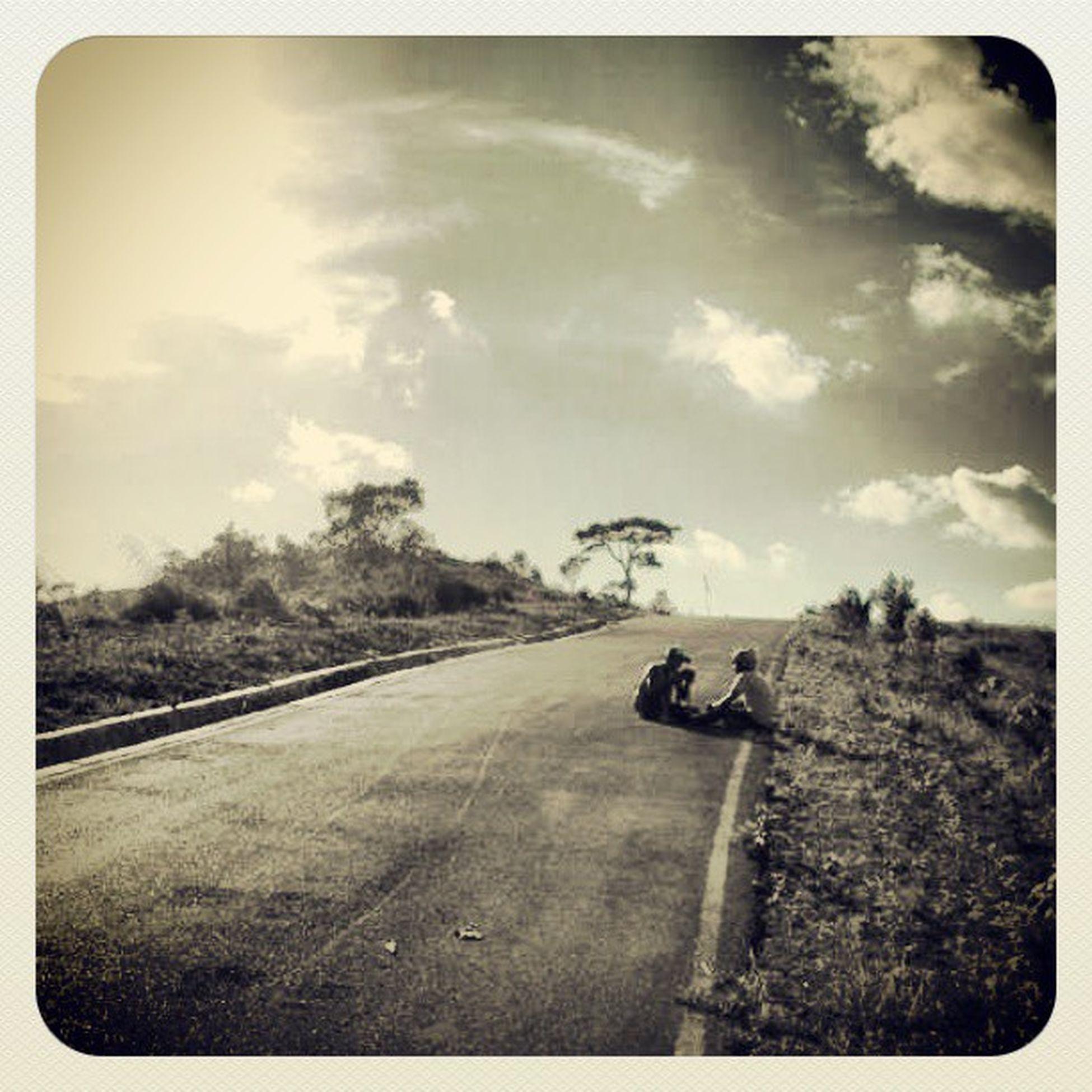 the road never ends! Longboardliving Goodvibes Gudlyf Downhill Longboard Instapic Sk8sesh