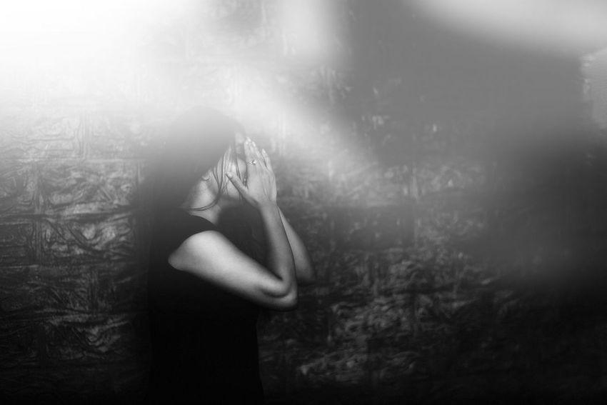 EyeEm Best Shots EyeEm Gallery Shade Of Grey Shadows & Lights Flair Modelgirl Potrait_photography