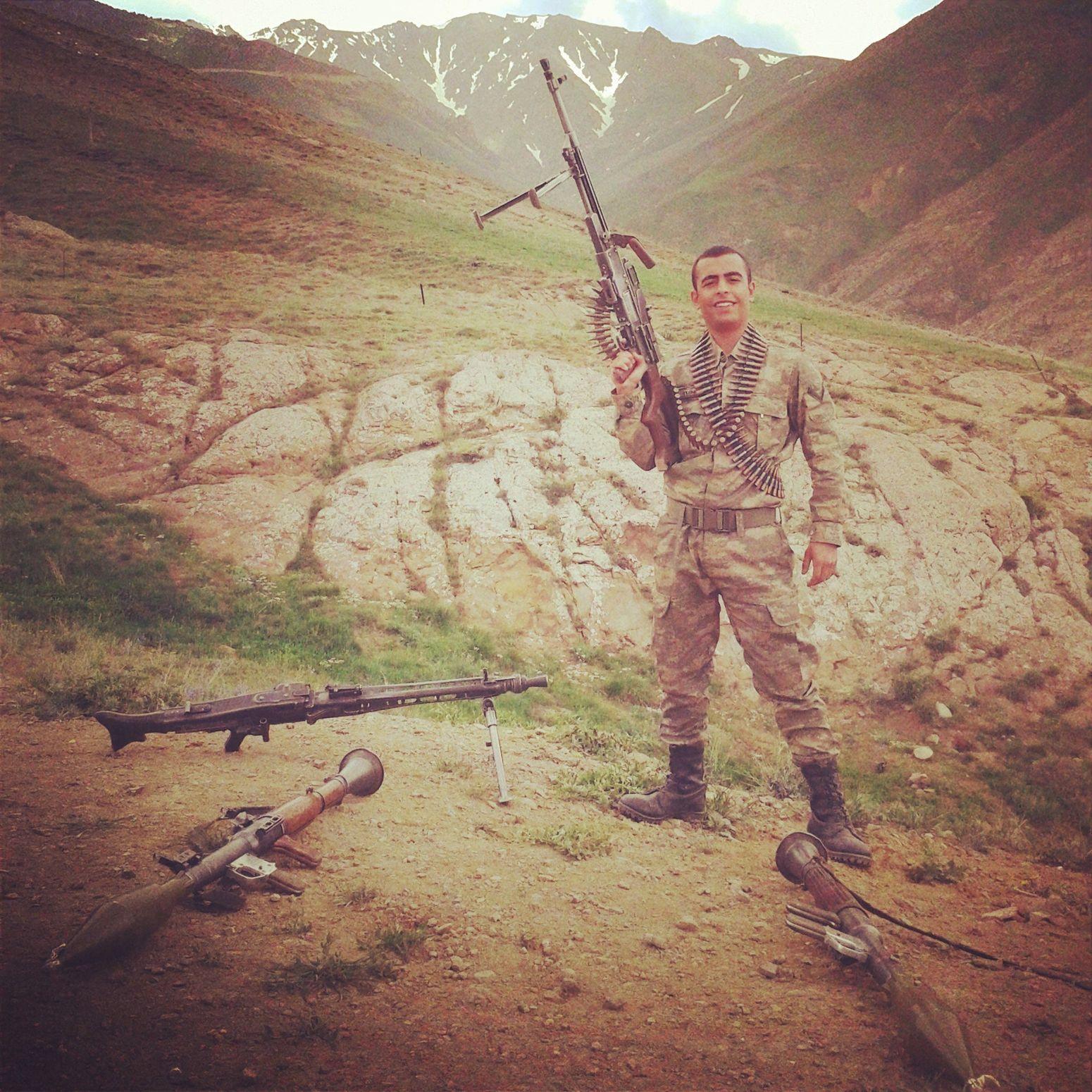 Enjoying Life Soldier Commando