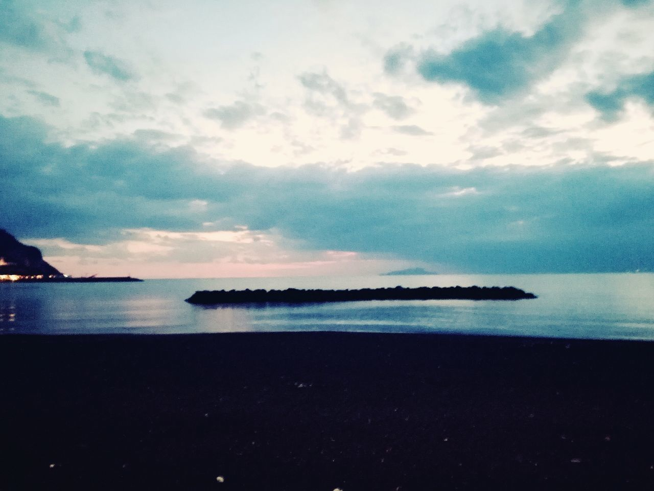 Sea Water Cloud - Sky Beach Scenics Nature Sky Beauty In Nature Horizon Over Water Sunset No People Outdoors Day Road Castellammare Di Stabia Napoli Italy🇮🇹 Naples, Italy Naples, TCPM