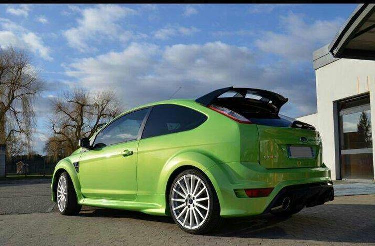 Puissance Sport Cars 305hp Snapchat First Eyeem Photo Ford Focus Self Portrait Green Green Green!  Mycar<3 Ca$h Money