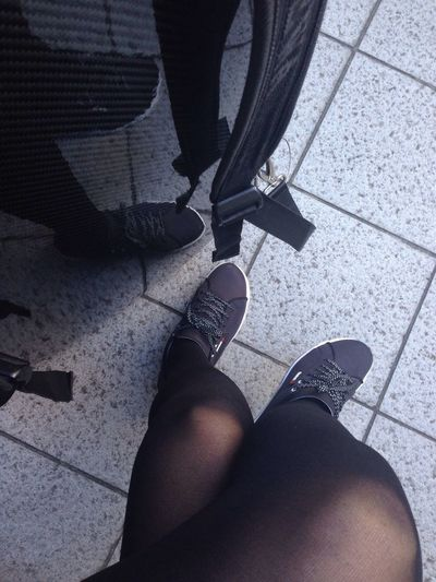 Its good to walk around confortably! Travelingfoot Sneakers