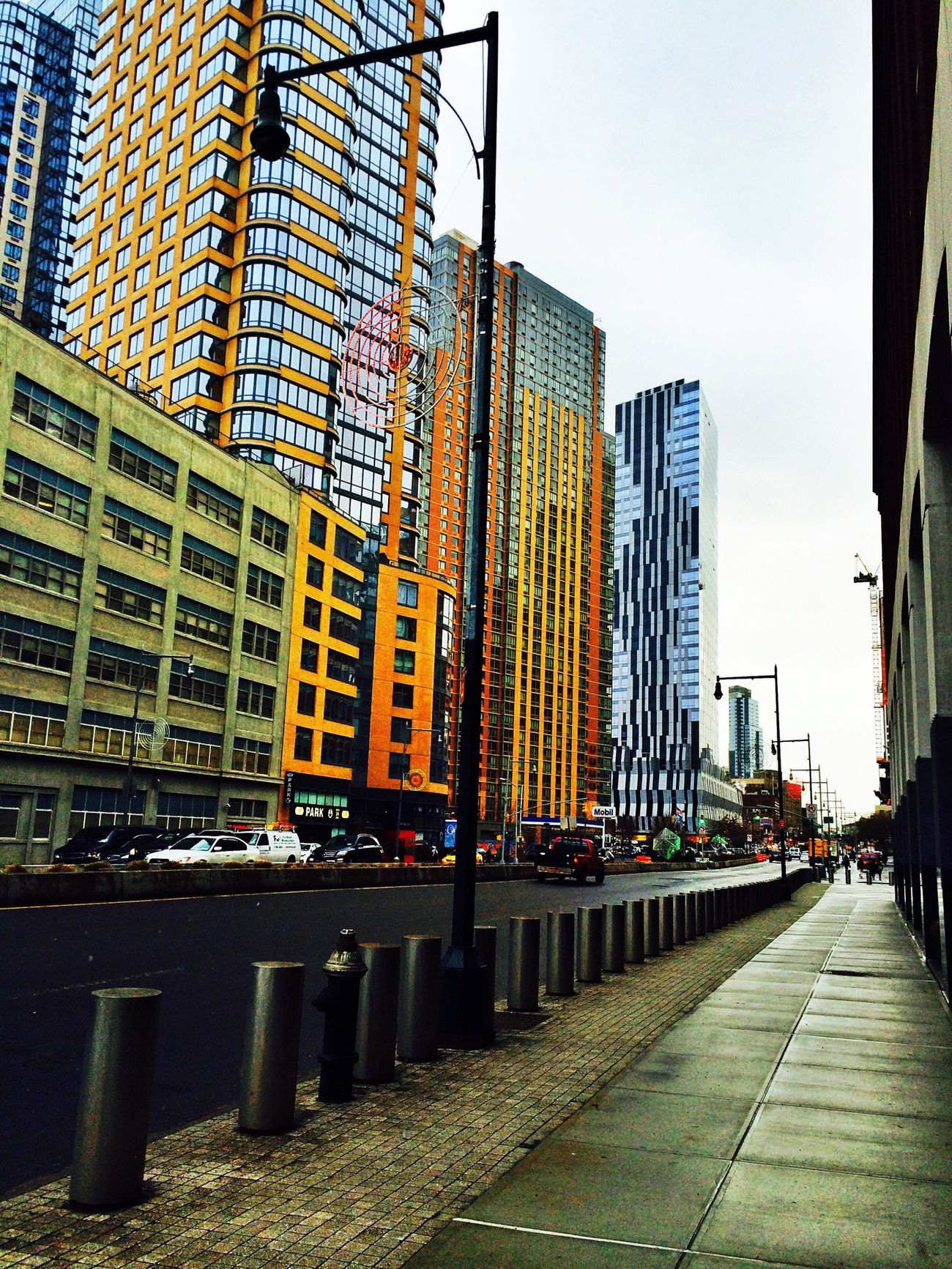 Top of the morning in Downtown Brooklyn ! Taking Photos Check This Out Tadaa Community Streetphotography My City Cityscapes Building Brooklyn Is the new Manhattan