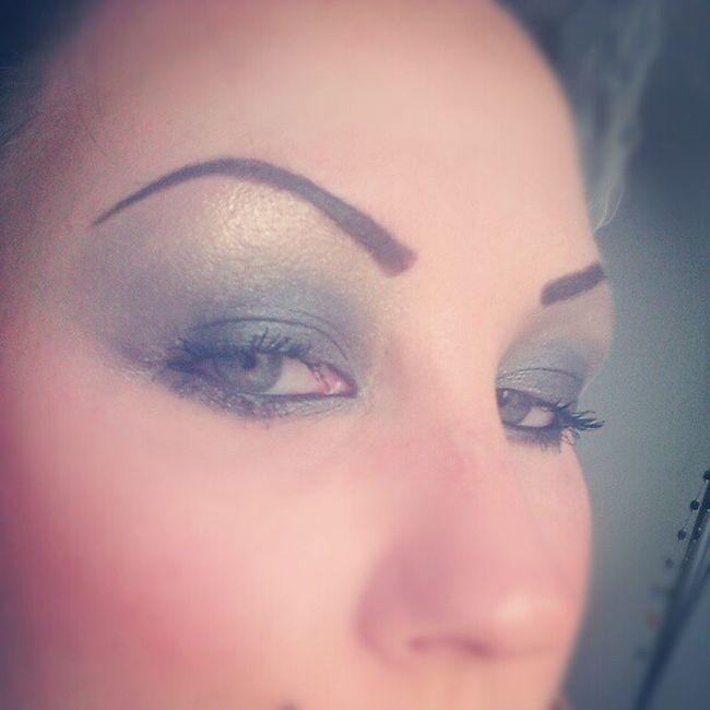 Muotd Makeupoftheday Makeupaddict Greymakeup goldmakeup toofacedmakeup toofaced