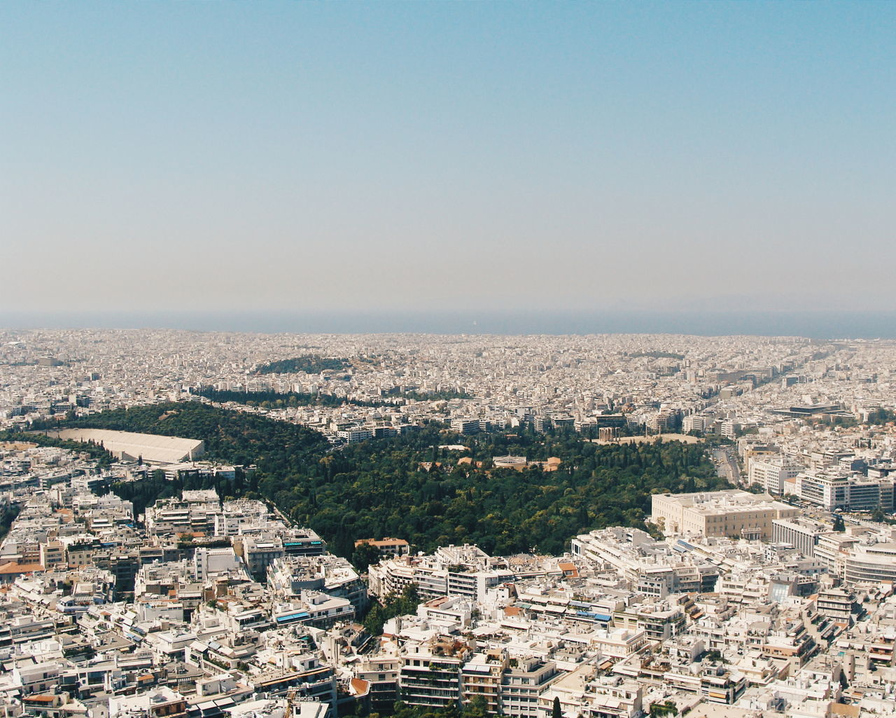 Beautiful stock photos of athens, Aerial View, Architecture, Athens, Building Exterior
